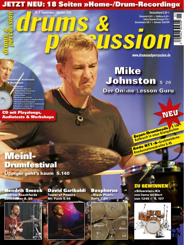 drums&percussion 5/2012
