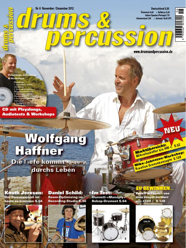 drums&percussion 6/2012