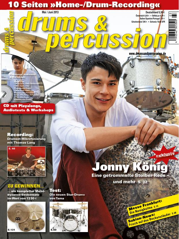 drums&percussion 3/2013