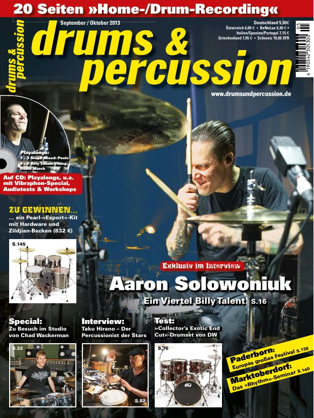 drums&percussion 5/2013