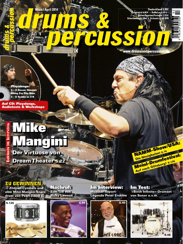 drums&percussion 2/2014