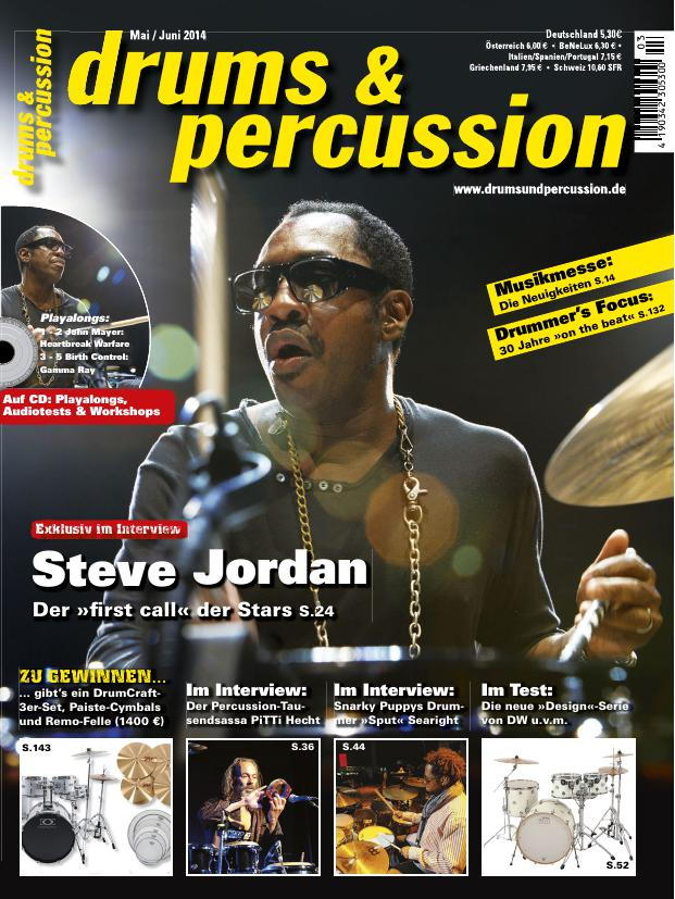 drums&percussion 3/2014