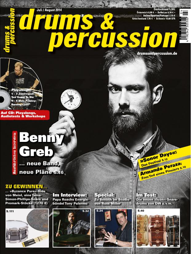 drums&percussion 4/2014