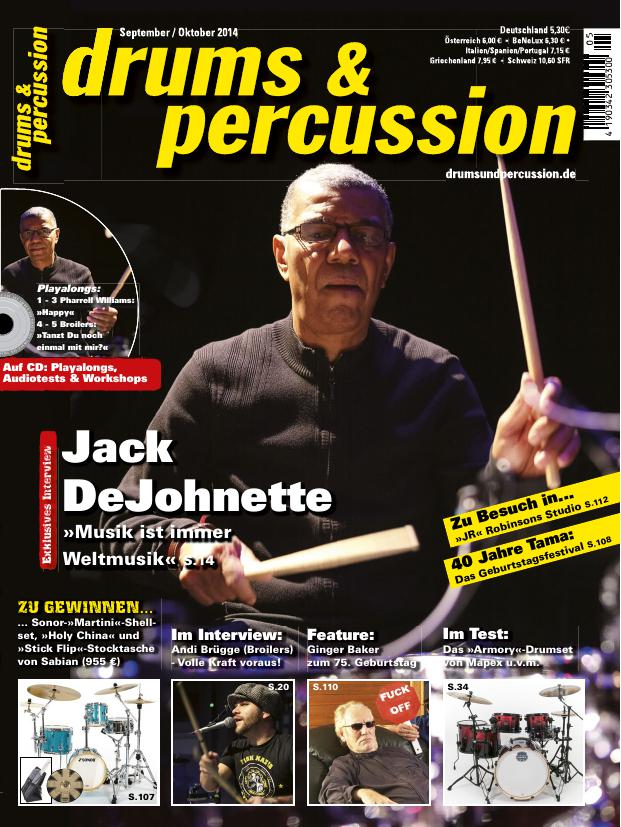 drums&percussion 5/2014