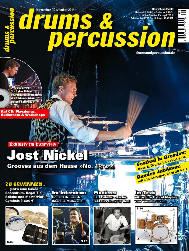 drums&percussion 6/2014