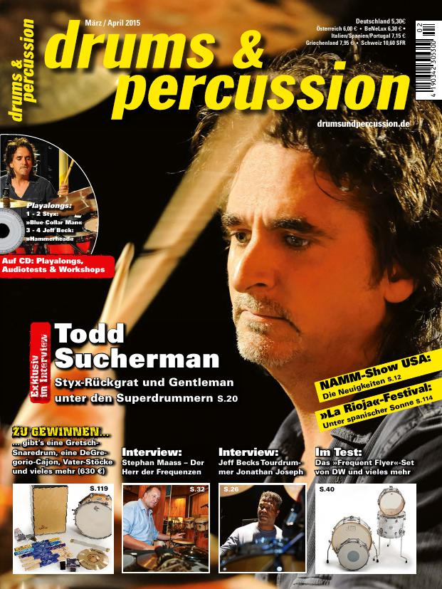 drums&percussion 2/2015