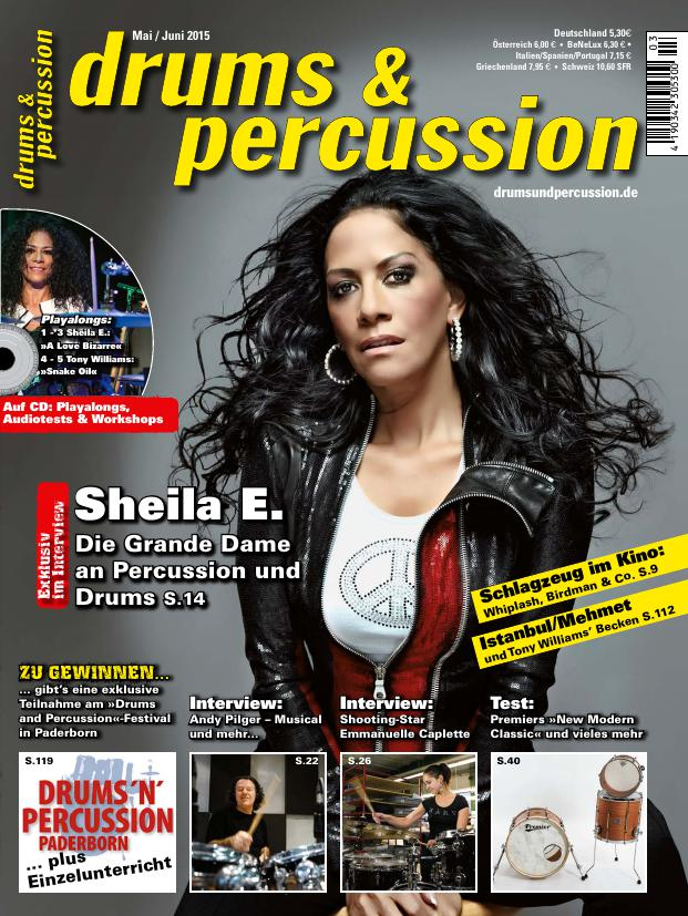drums&percussion 3/2015