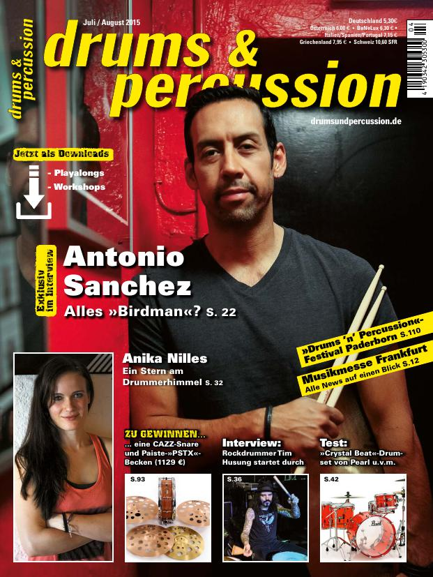 drums&percussion 4/2015