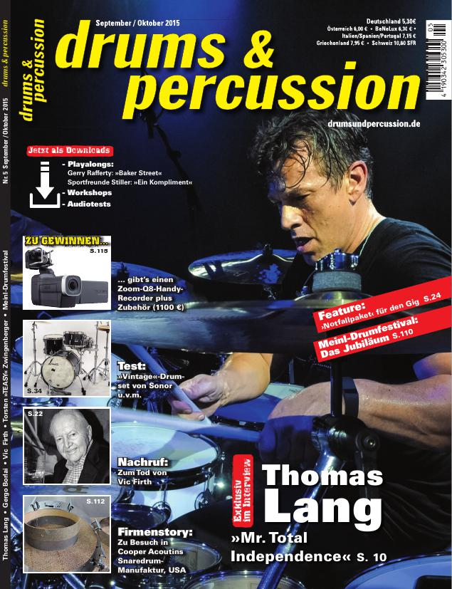 drums&percussion 5/2015