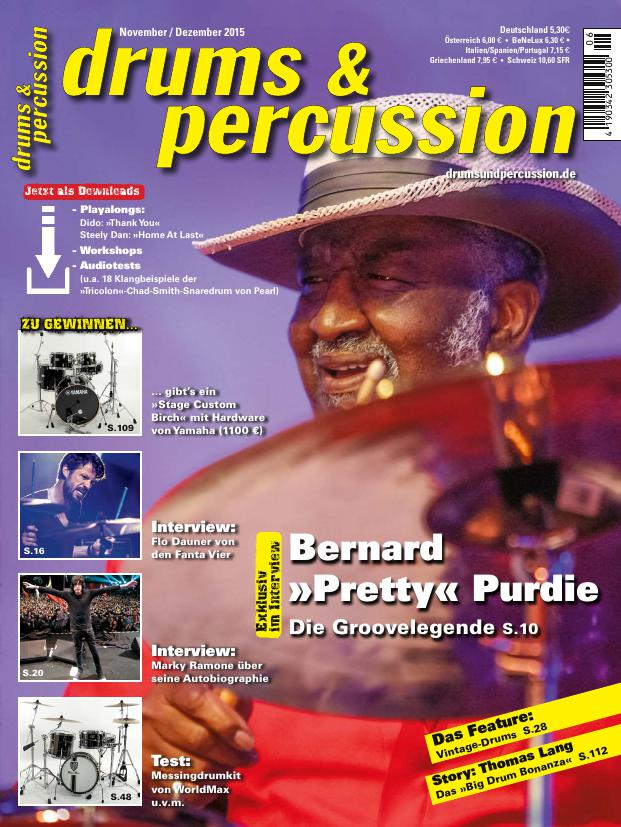 drums&percussion 6/2015