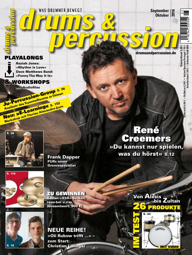 drums&percussion 5/2016