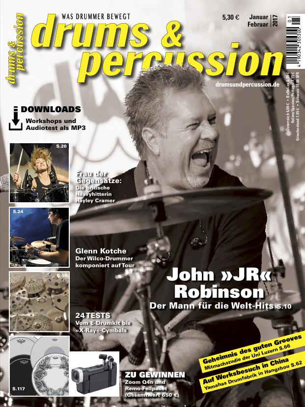drums&percussion 1/2017