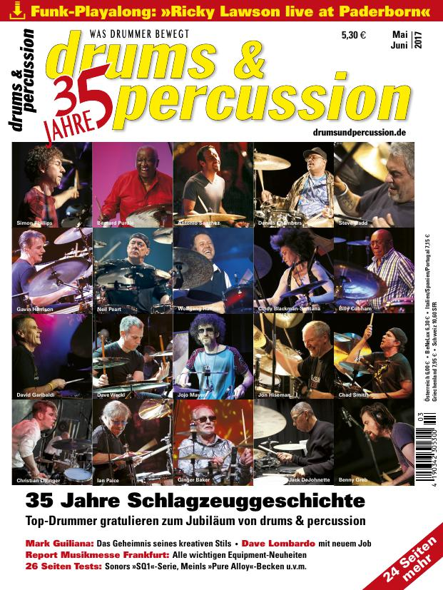 drums&percussion 3/2017
