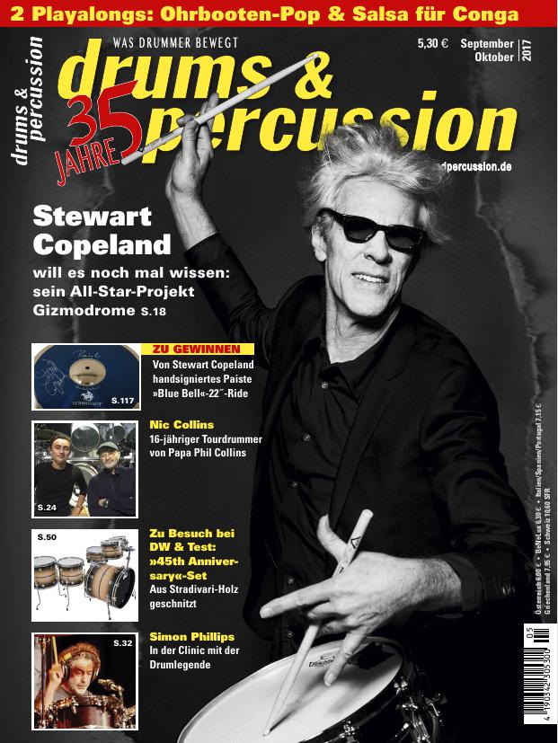 drums&percussion 5/2017