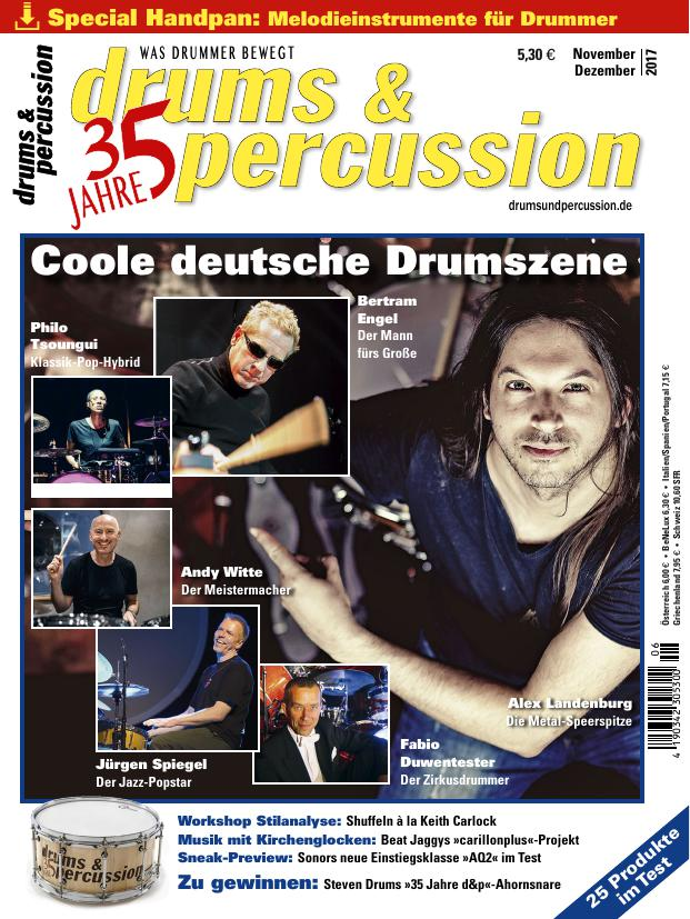 drums&percussion 6/2017