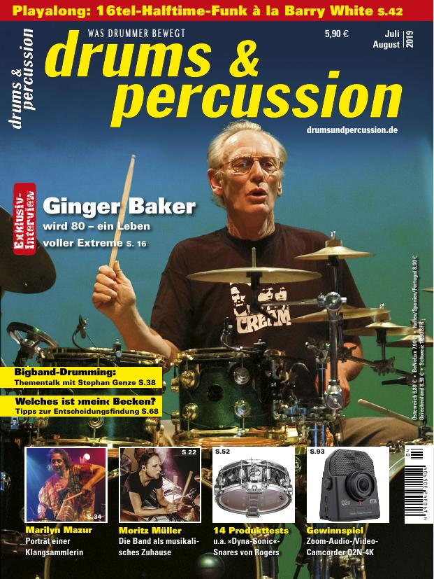 drums&percussion 4/2019