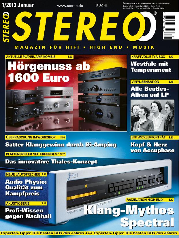 Stereo 1/2013