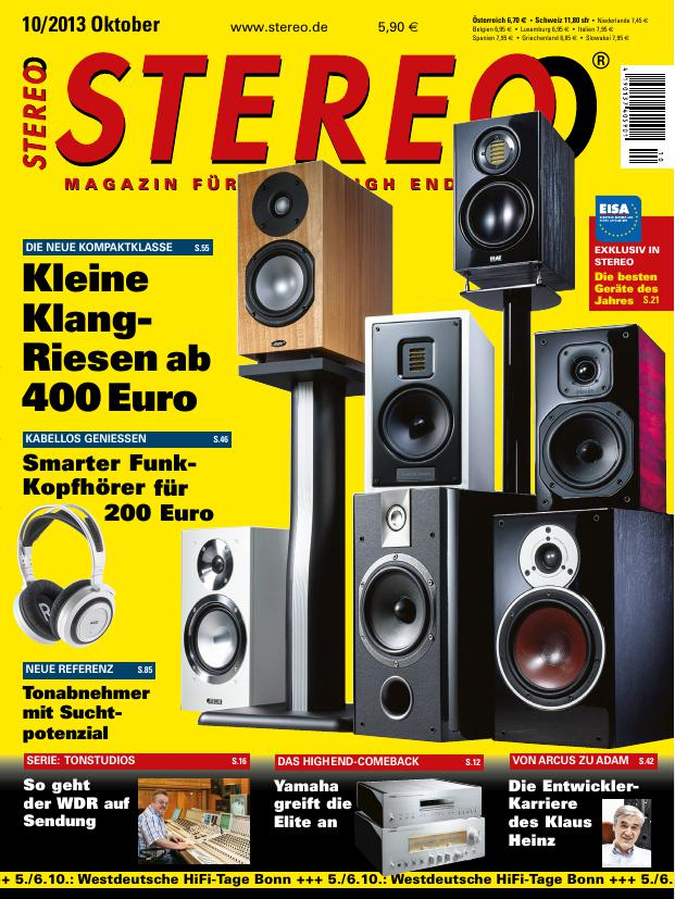 Stereo 10/2013