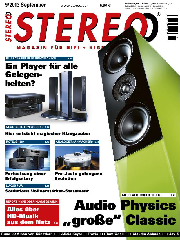 Stereo 9/2013