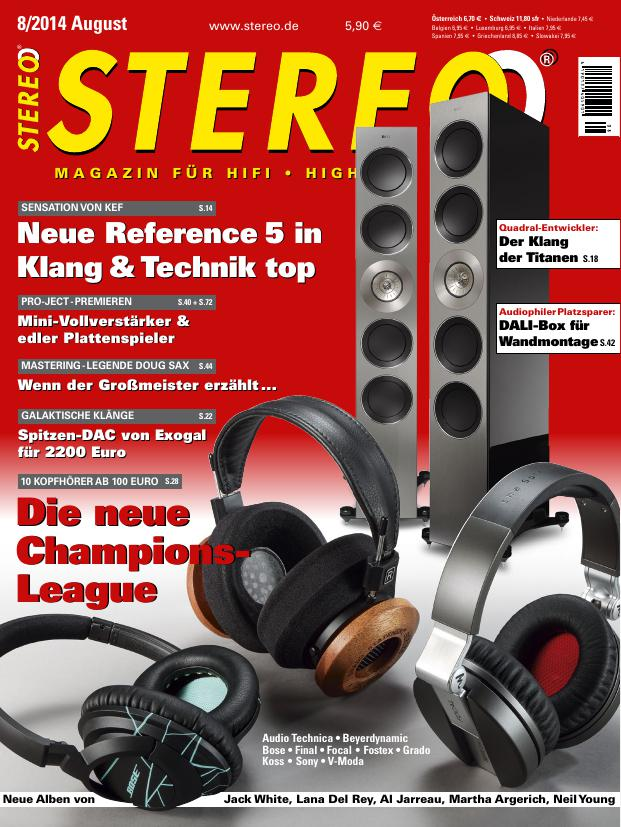 Stereo 8/2014