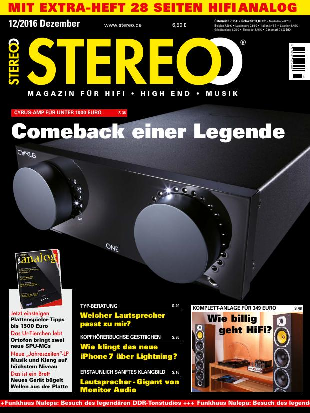 Stereo 12/2016