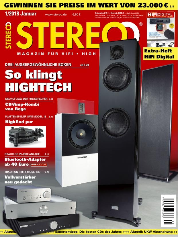 Stereo 1/2018