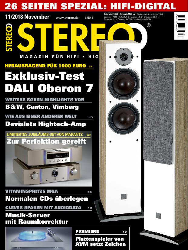 Stereo 11/2018