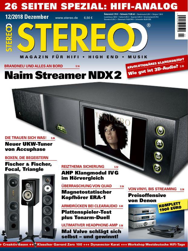 Stereo 12/2018