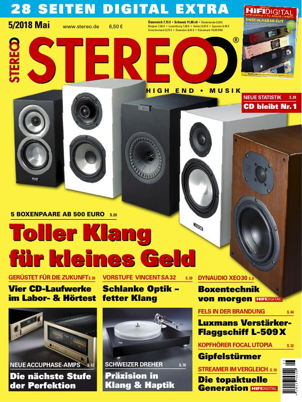 Stereo 5/2018