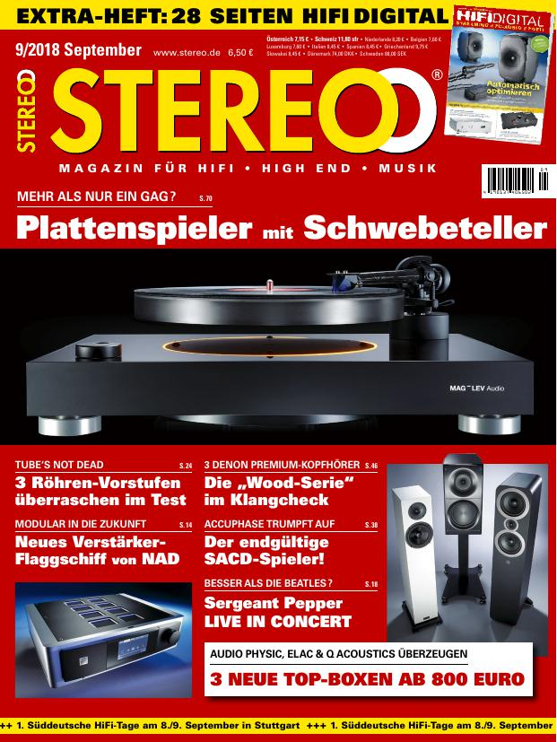 Stereo 9/2018