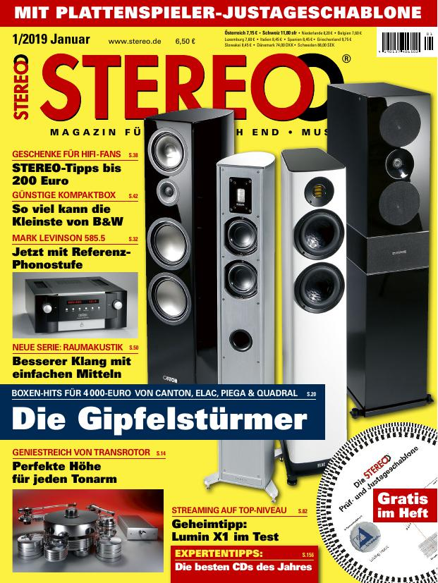 Stereo 1/2019
