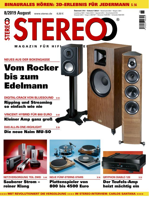 Stereo 8/2019