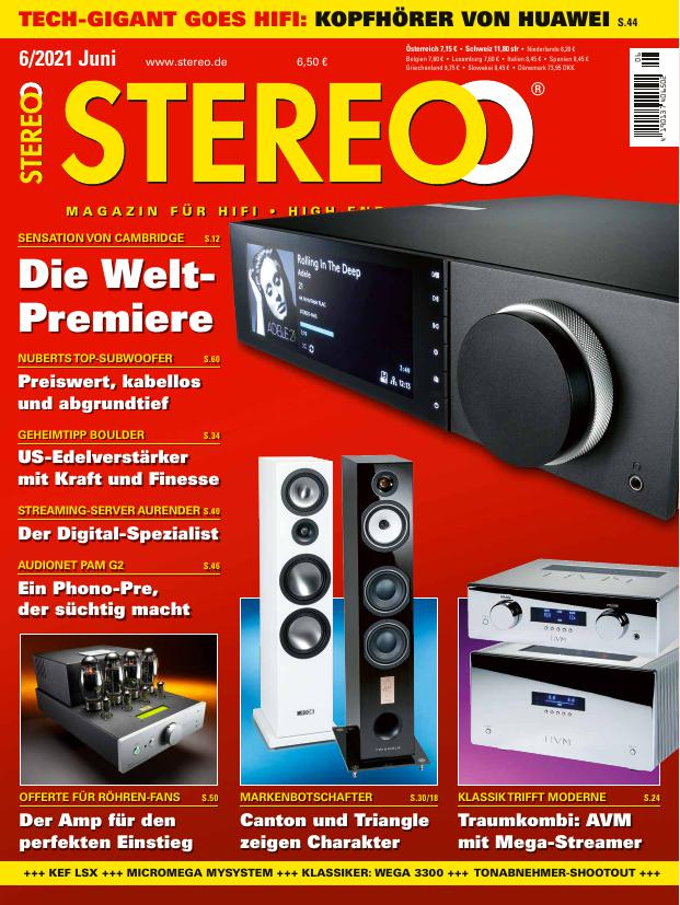 Stereo 6/2021